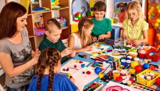 Ab wann in den Kindergarten