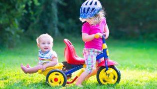 Laufrad oder Dreirad – was ist für mein Kind sinnvoller?