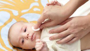 Pflege für Ihr Baby – weniger ist oft mehr