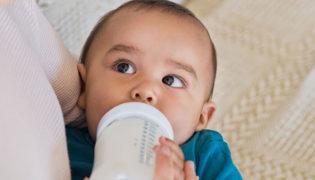 Einfrieren der Muttermilch