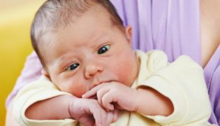 Schielen bei Babys (Strabismus)