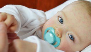 Neugeborenen-Exanthem