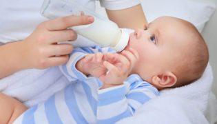 Die richtige Ernährung bei Milcheiweißallergie