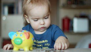 Sparen für Ihr Baby