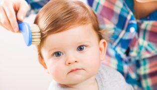 Baby Haarpflege - Was braucht das Haar?