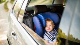 Reboarder Kindersitz vs. Front Kindersitz