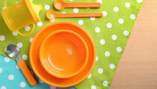 Welches Geschirr für Babys Beikost sinnvoll ist