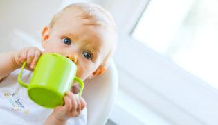 Welcher Becher ist für mein Baby am besten?