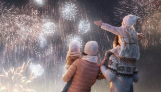 Silvester Traditionen in Europa