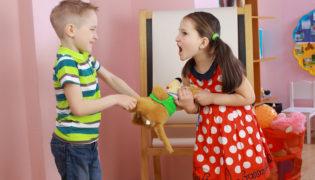 Verhaltensauffälligkeiten ausgelöst durch Kindergarten