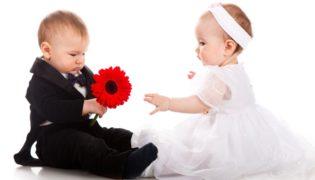 Mit Baby zur Hochzeit