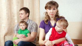 Wieso Eltern zu wenig Zweisamkeit haben