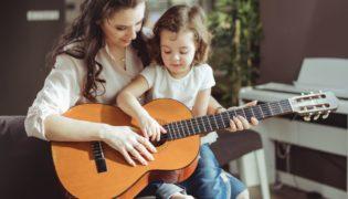Musik im Leben eines Kindes