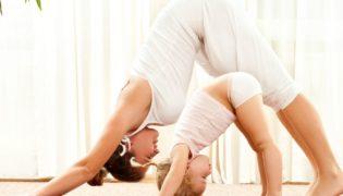 Yoga für Kleinkinder