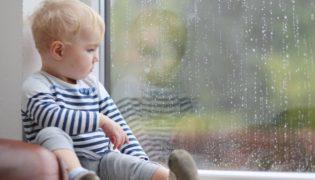Der Schlecht-Wetter-Guide für Kleinkinder