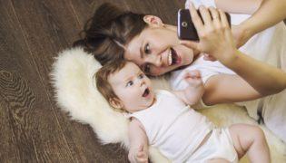 Kinderfotos in sozialen Netzwerken