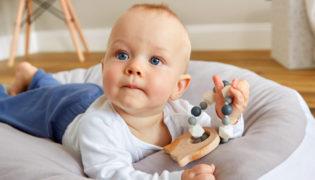 Unser Lieblingsspielzeug – geeignetes Spielzeug für Babys