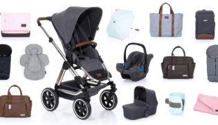 Unterwegs mit Baby: Was muss alles mit?