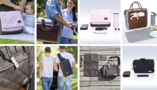 Unterwegs mit Baby: Welche Wickeltasche ist die richtige für mich?