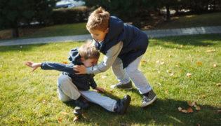 Hilfe, meine Kinder streiten ständig