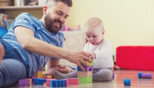 Babys Grenzen - ab wann fängt Erziehung an?