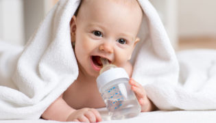 Was ist das richtige Getränk für mein Baby