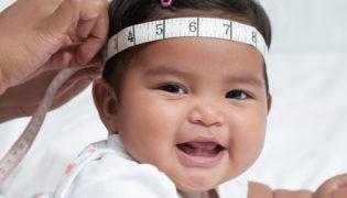 Baby Größentabelle