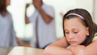 Worunter Scheidungskinder leiden