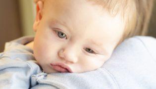 Sommergrippe beim Kind