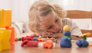 Langeweile bei Kindern