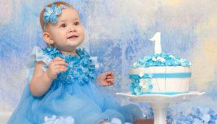 Baby Geburtstag