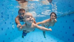 Babyschwimmen - ab wann?