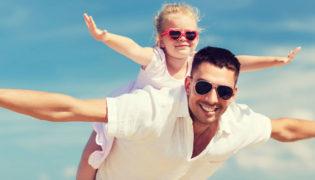 Singleurlaub mit Kind