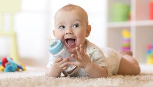 Schutz für Babybauch und Immunsystem: Probiotik