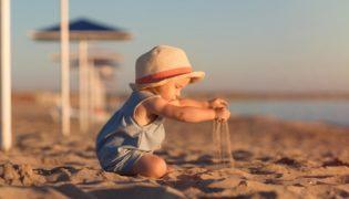 Tipps für die Urlaubsreise mit Baby und Kind