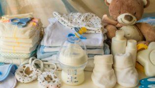 Babyausstattung Checkliste